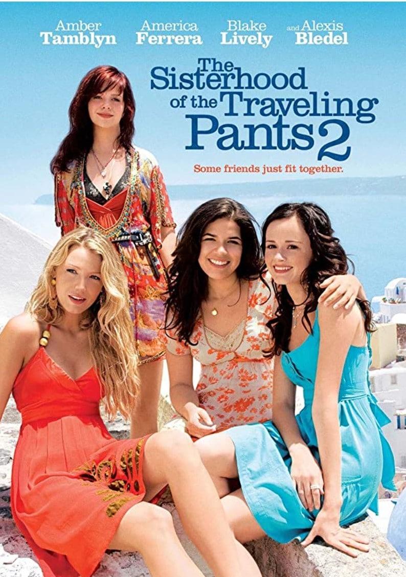 The Sisterhood of the Travelling Pants 2